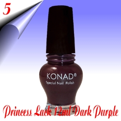 Konad-Nail-Stamping-Princess-Lack-Dark-Purple-Nr5
