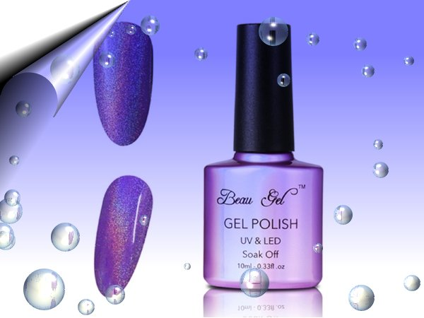 UV-Led-Soak-Off-Gel-Polish-Regenbogen-Violett-Nr10